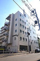 北海道札幌市北区北十二条西4丁目の賃貸マンションの外観
