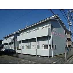 佐川ハイツA棟[103号室]の外観