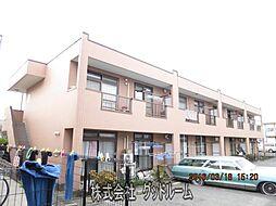 東京都町田市金森東1丁目の賃貸マンションの外観