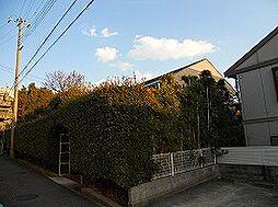 兵庫県神戸市東灘区鴨子ケ原1丁目の賃貸アパートの外観