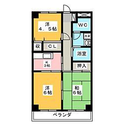 近鉄蟹江駅 5.0万円
