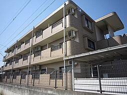 サンライズHILL[3階]の外観