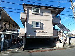戸田レジデンス[103号室]の外観