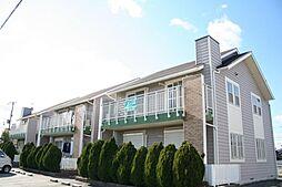 兵庫県たつの市龍野町堂本の賃貸アパートの外観