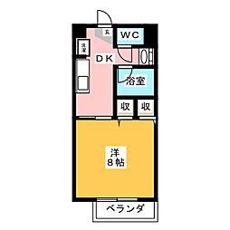 サープラス下市場[2階]の間取り