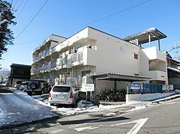 長野県松本市宮渕3丁目の賃貸マンションの外観