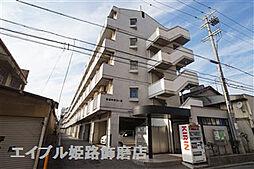 飾磨中村コーポ[4階]の外観