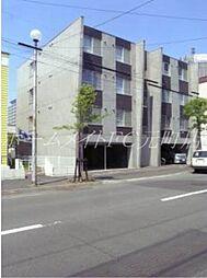 ブランノワール東区役所[4階]の外観