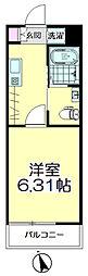 (仮称)青葉区台原共同住宅A棟[103号室]の間取り
