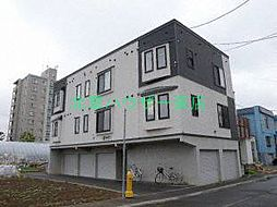 北海道札幌市東区北二十七条東20丁目の賃貸アパートの外観