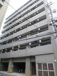 プレサンス阿倍野阪南町[3階]の外観
