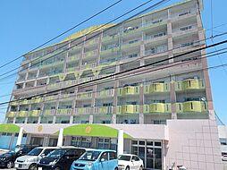 プリンセスマンション[7階]の外観