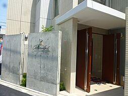 ペリドット長居公園[6階]の外観