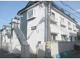 東京都杉並区阿佐谷北5の賃貸アパートの外観