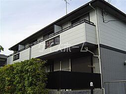 兵庫県神戸市須磨区須磨寺町1丁目の賃貸アパートの外観