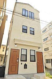 東急田園都市線 桜新町駅 徒歩3分の賃貸アパート