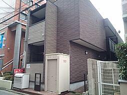 阪奈コーポ[101号室]の外観