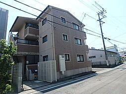 静岡県静岡市葵区千代田2丁目の賃貸マンションの外観