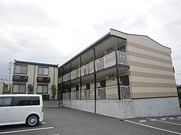 愛知県愛知郡東郷町清水4丁目の賃貸アパートの外観
