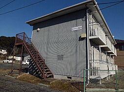 サンハイツ大山 A棟[201号室]の外観