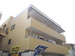 大阪府門真市常盤町の賃貸マンションの外観