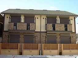 兵庫県神戸市長田区松野通2丁目の賃貸アパートの外観
