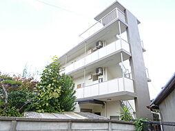 森アパート[2階]の外観