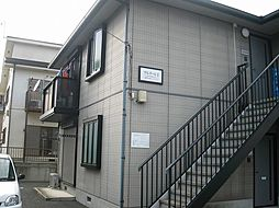 アルテールI[1階]の外観