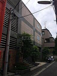 東京都世田谷区奥沢6丁目の賃貸マンションの外観