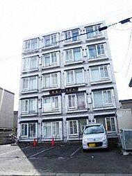 北海道札幌市北区北二十九条西8丁目の賃貸マンションの外観