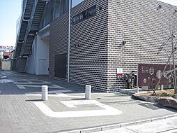 FLATS GAZERY[4階]の外観
