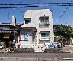 京都府京都市伏見区京町南8丁目の賃貸アパートの外観
