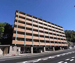 京都府京都市西京区樫原盆山の賃貸マンションの外観