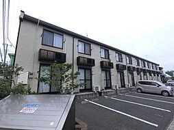 千葉県印旛郡栄町安食の賃貸アパートの外観
