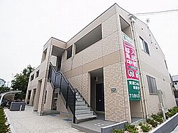千葉県柏市酒井根4の賃貸アパートの外観