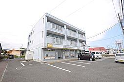 茨城県日立市水木町2丁目の賃貸アパートの外観