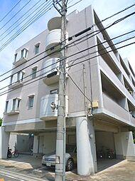埼玉県蕨市北町5丁目の賃貸マンションの外観