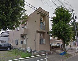 愛知県名古屋市守山区小幡1丁目の賃貸アパートの外観