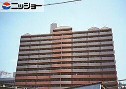 グランドメゾン四日市中央701[7階]の外観
