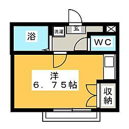 宮城野ASAビル[2階]の間取り