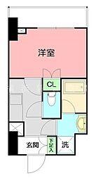 GRANDREVE横濱II[4階]の間取り