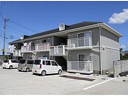 徳島県徳島市新浜本町3丁目の賃貸アパートの外観