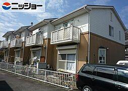 タウンハウス宝田F棟[2階]の外観