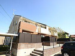 福岡県宗像市ひかりヶ丘2丁目の賃貸アパートの外観