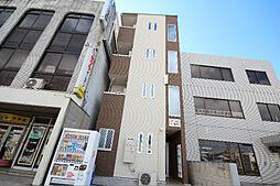 愛知県名古屋市中川区十番町2丁目の賃貸マンションの外観