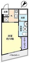 仮)前原東AP[3階]の間取り