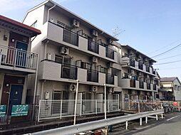 兵庫県尼崎市西立花町3丁目の賃貸マンションの外観