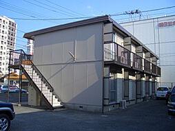 コーポウィステリア B棟[205号室]の外観
