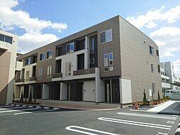 大阪府寝屋川市河北東町の賃貸アパートの外観