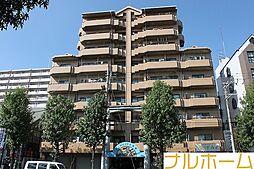 大阪府大阪市平野区喜連西4丁目の賃貸マンションの外観